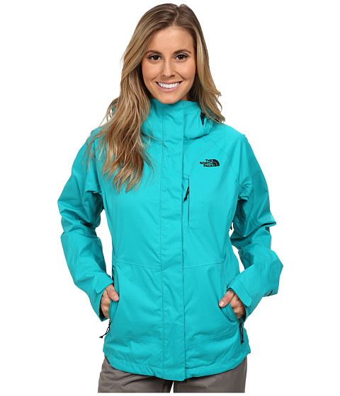 The North Face - Varius Guide Jacket (Kokomo Green/Kokomo Green) Women's Coat
