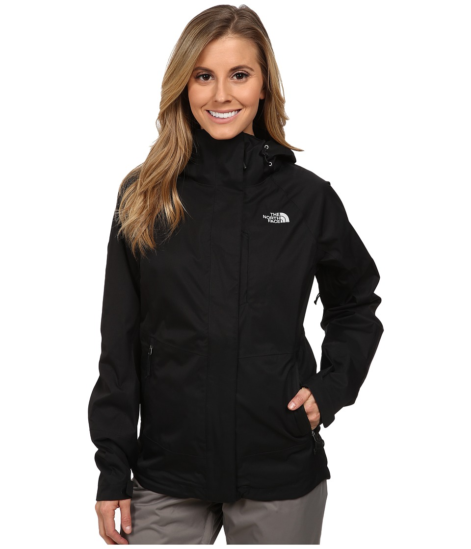The North Face - Varius Guide Jacket (TNF Black/TNF Black) Women's Coat