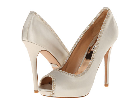 Badgley Mischka - Lottie II (Ivory) High Heels