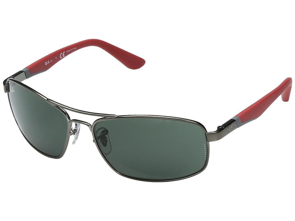Ray-Ban - 0RJ9536S 54mm (Youth) (Matte Gunmetal) Fashion Sunglasses