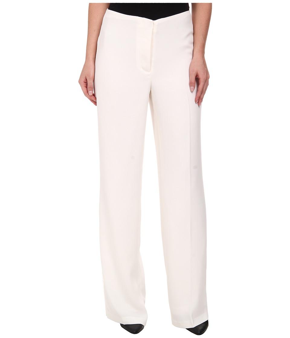 Vince Camuto - No Waist Wide Leg Pants - Lined (New Ivory) Women's Casual Pants plus size,  plus size fashion plus size appare