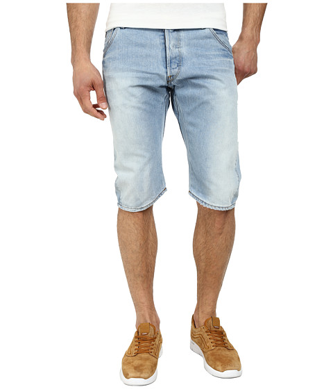 G-Star - Arc Slim 1/2 Short (Nippon Light Aged) Men