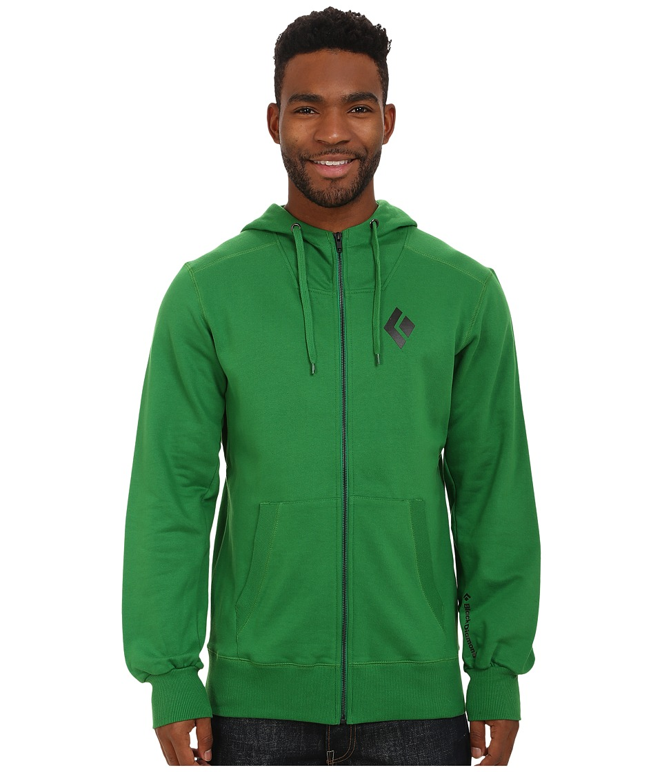 Black Diamond - BD Full Zip Logo Hoodie (Oscar) Men