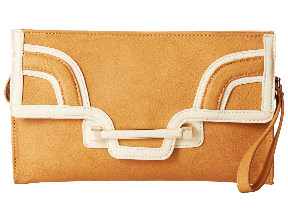 Big Buddha - Lia (Camel) Handbags