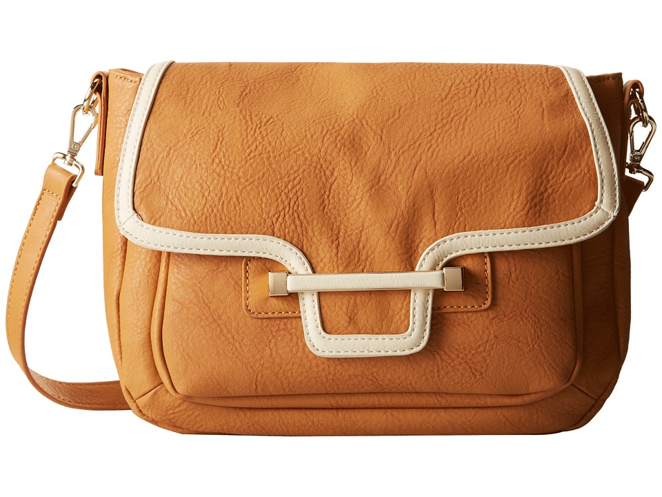 Big Buddha - Larissa (Camel) Handbags