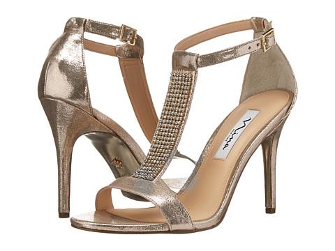 Nina - Cabaret (Taupe) High Heels