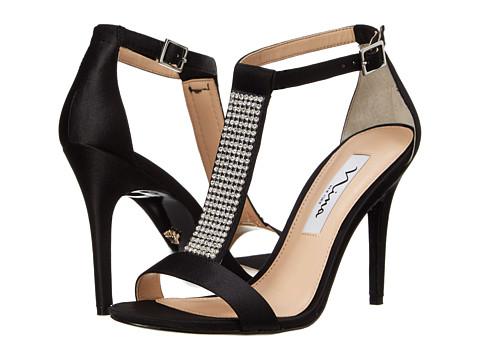 Nina - Cabaret (Black) High Heels