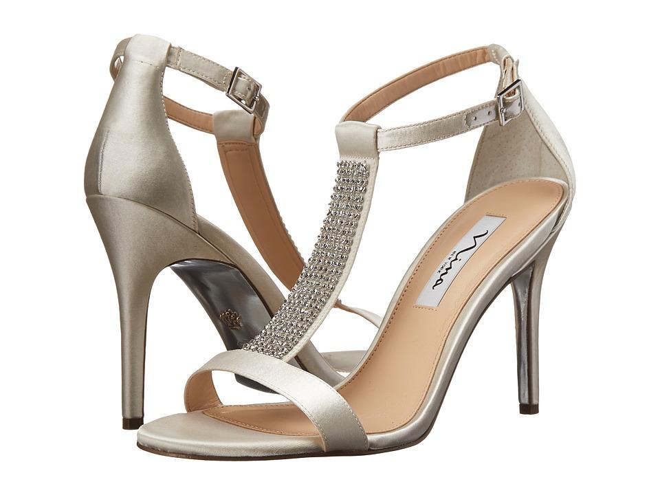 Nina Cabaret (Ivory) High Heels