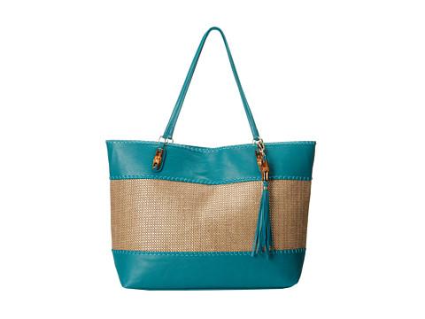 Big Buddha - Eliza (Turquoise) Handbags