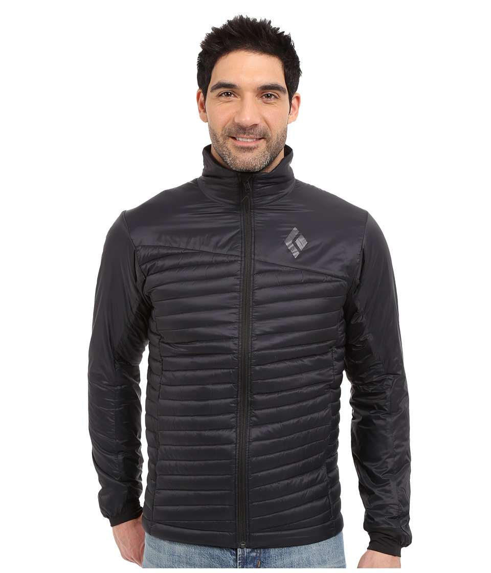 Black Diamond - Hot Forge Hybrid Jacket (Black) Men's Coat