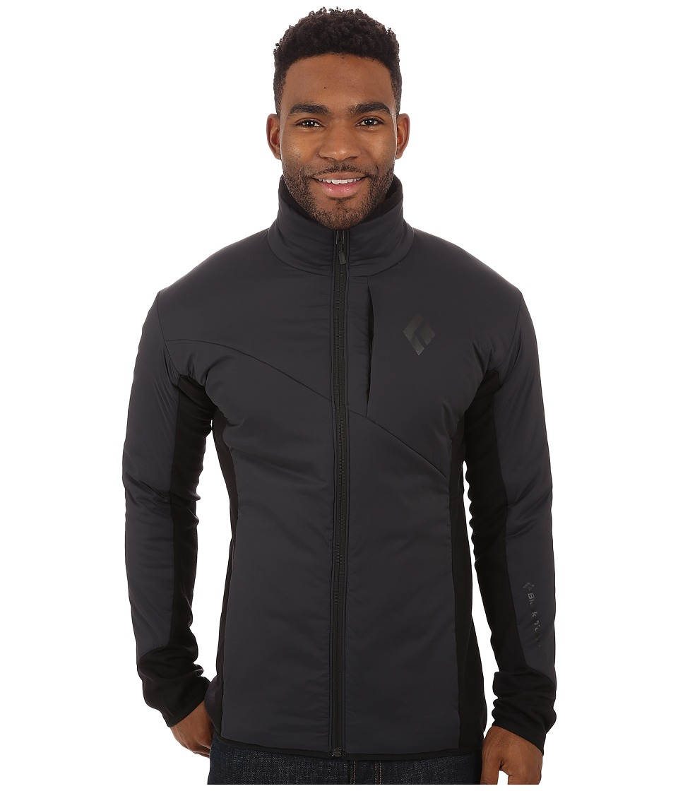 Black Diamond - Deployment Hybrid Jacket (Smoke) Men's Coat