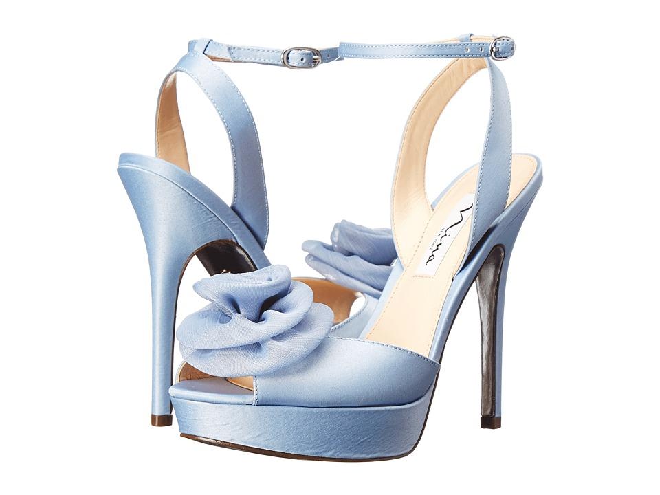 Nina - Makara (New Dusty Blue) High Heels