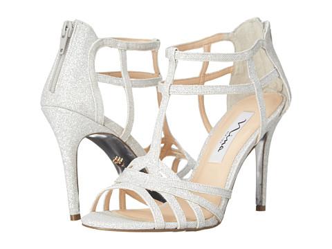 Nina - City (Silver) High Heels
