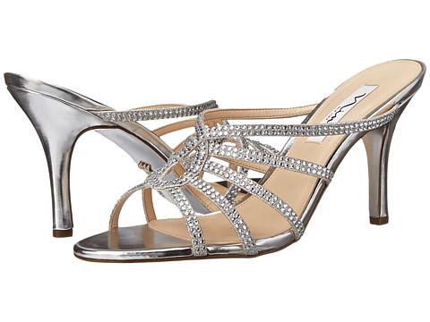 Nina - Val (Silver) High Heels