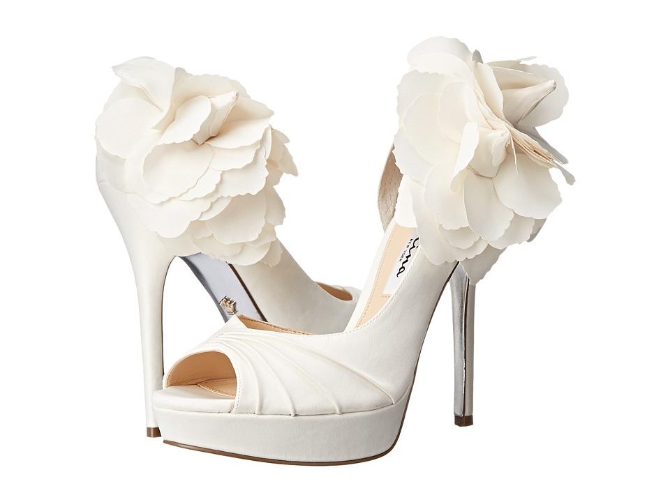 Nina - Melinda (Ivory) High Heels