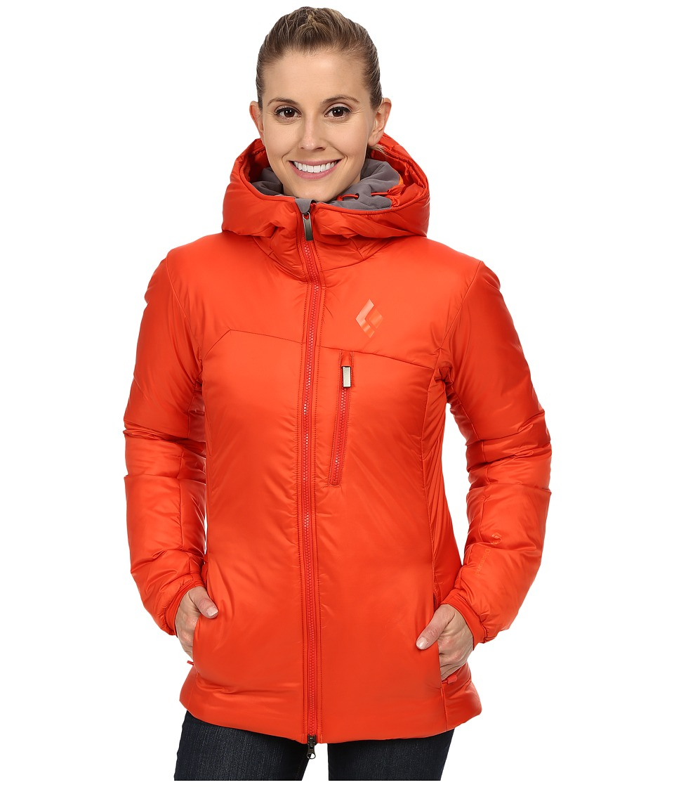 Black Diamond - Stance Belay Parka (Octane) Women's Coat