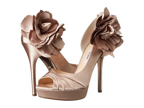Nina - Melinda (Champagne) High Heels