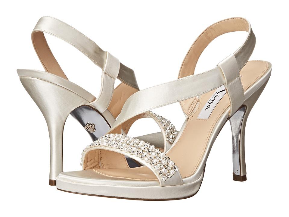 Nina - Genny (Ivory) High Heels