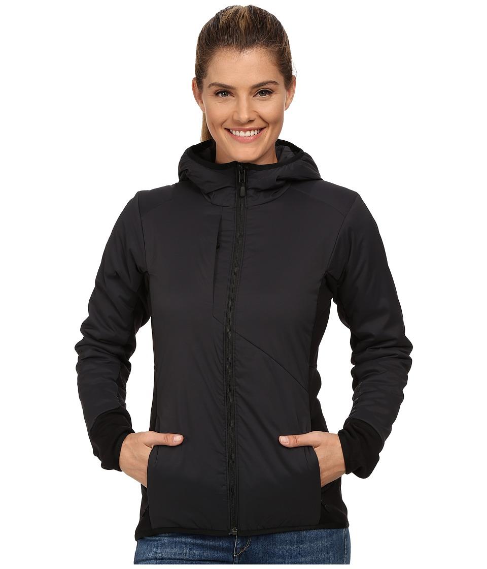 Black Diamond - Deployment Hybrid Hoodie (Smoke) Women's Sweatshirt