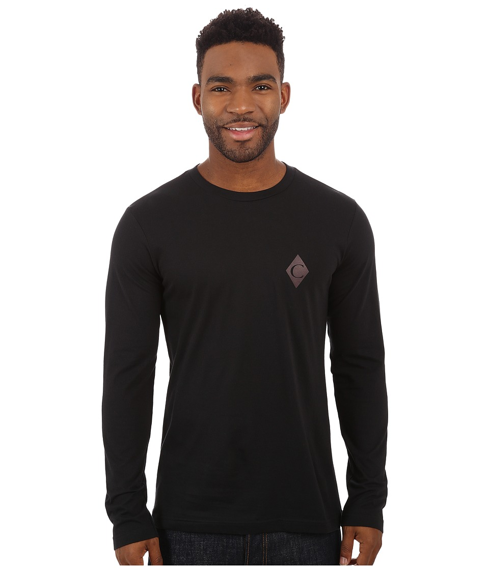Black Diamond - Long Sleeve Diamond C Tee (Black) Men