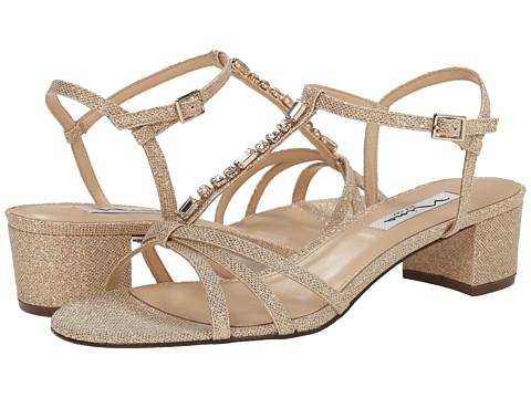 Nina - Gaelle (Champagne 1) Women's 1-2 inch heel Shoes