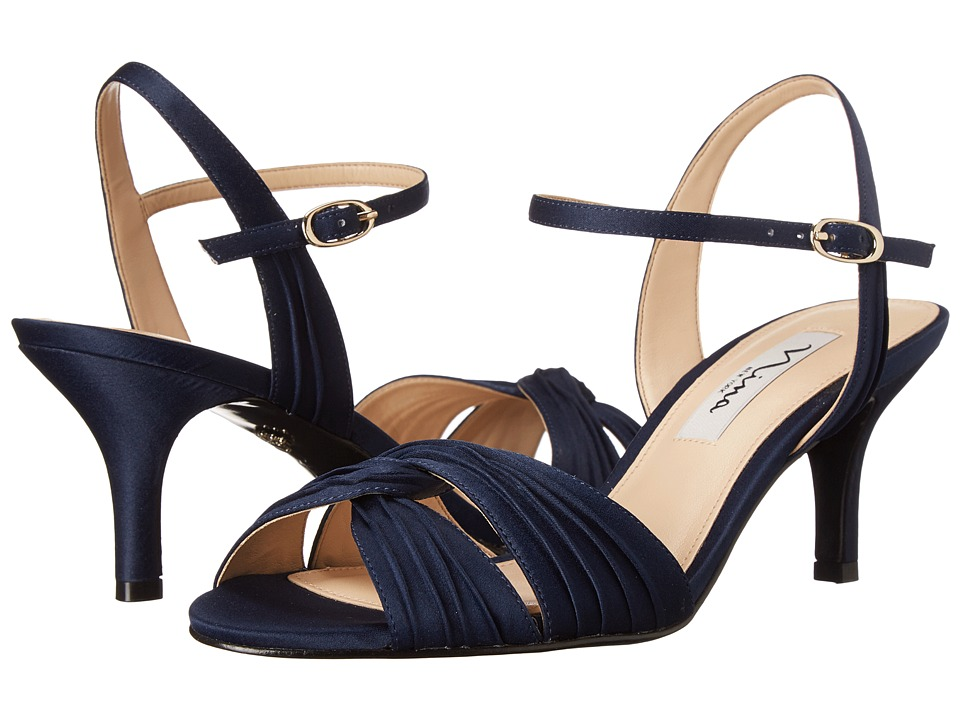 Nina - Camille (New Navy) High Heels