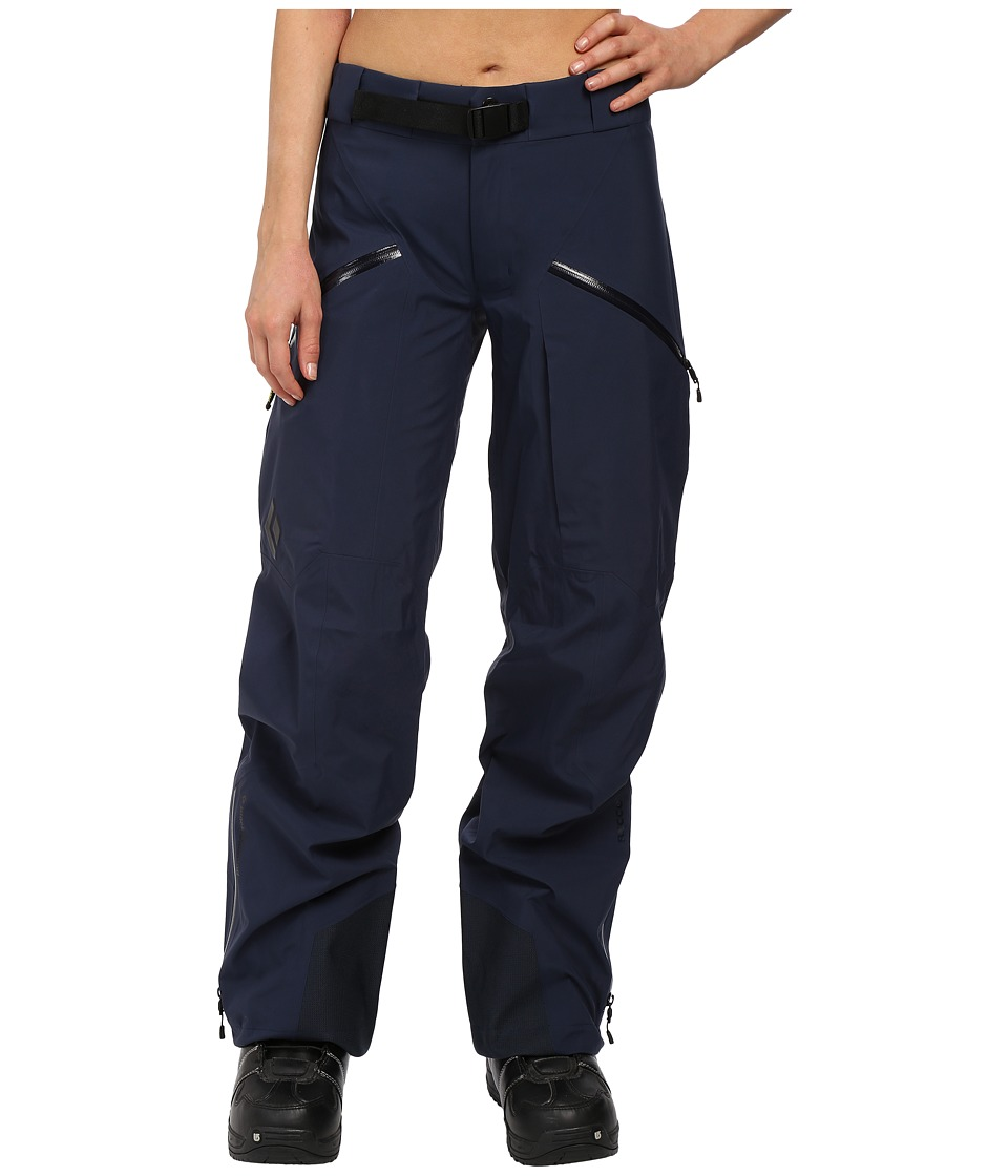 Black Diamond - Mission Pants (Captain) Women's Casual Pants