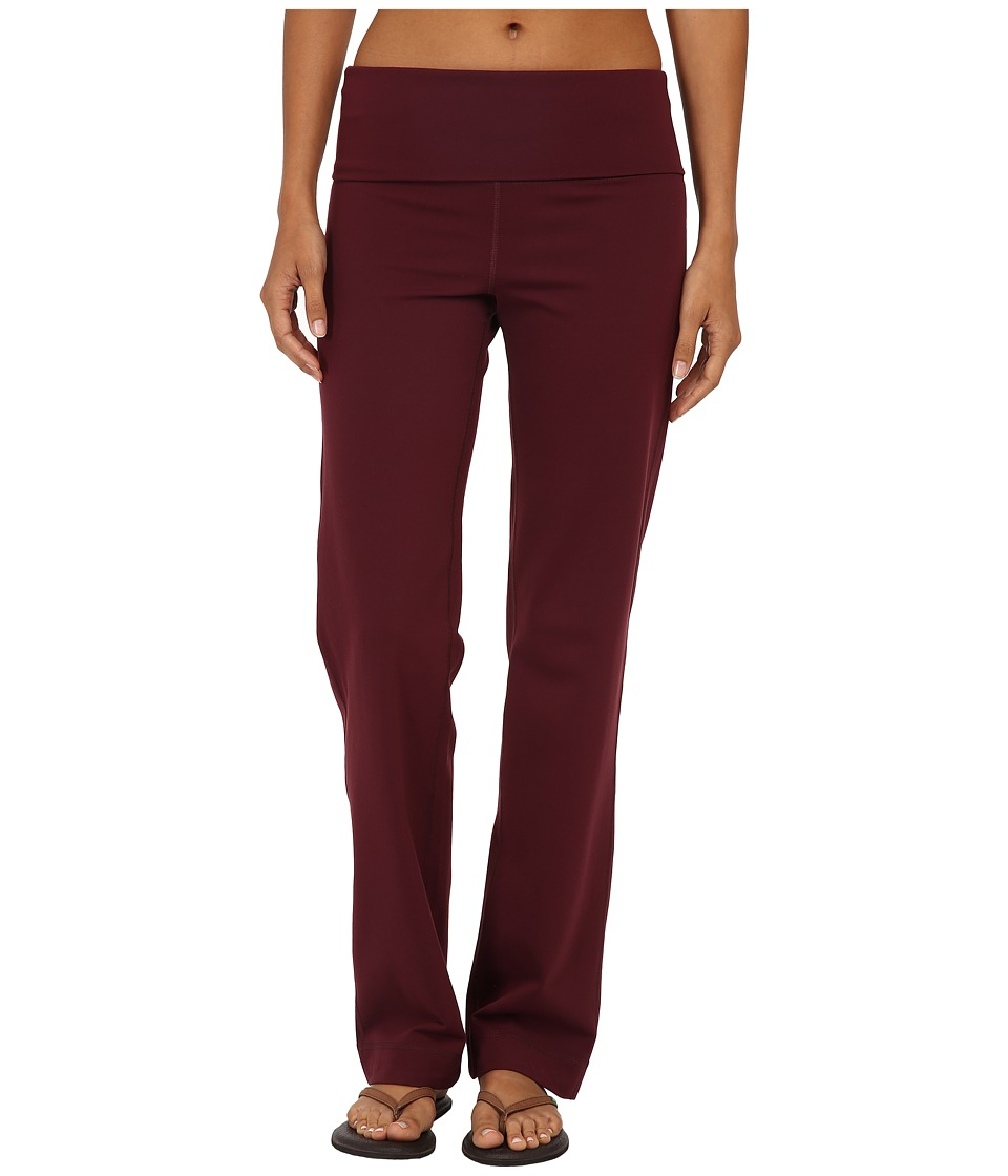 Black Diamond - Southern Sun Pants (Merlot) Women's Casual Pants