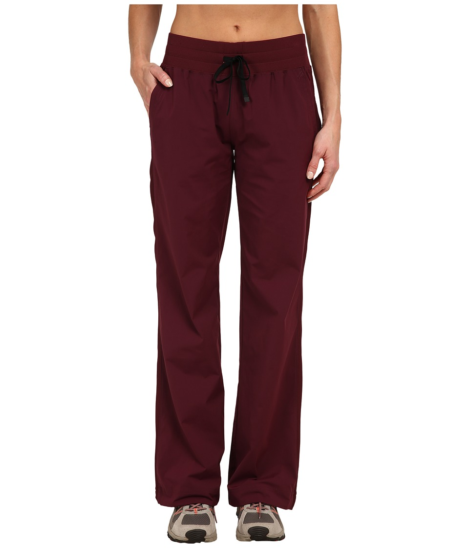 Black Diamond - Sinestra Pants (Merlot) Women's Casual Pants