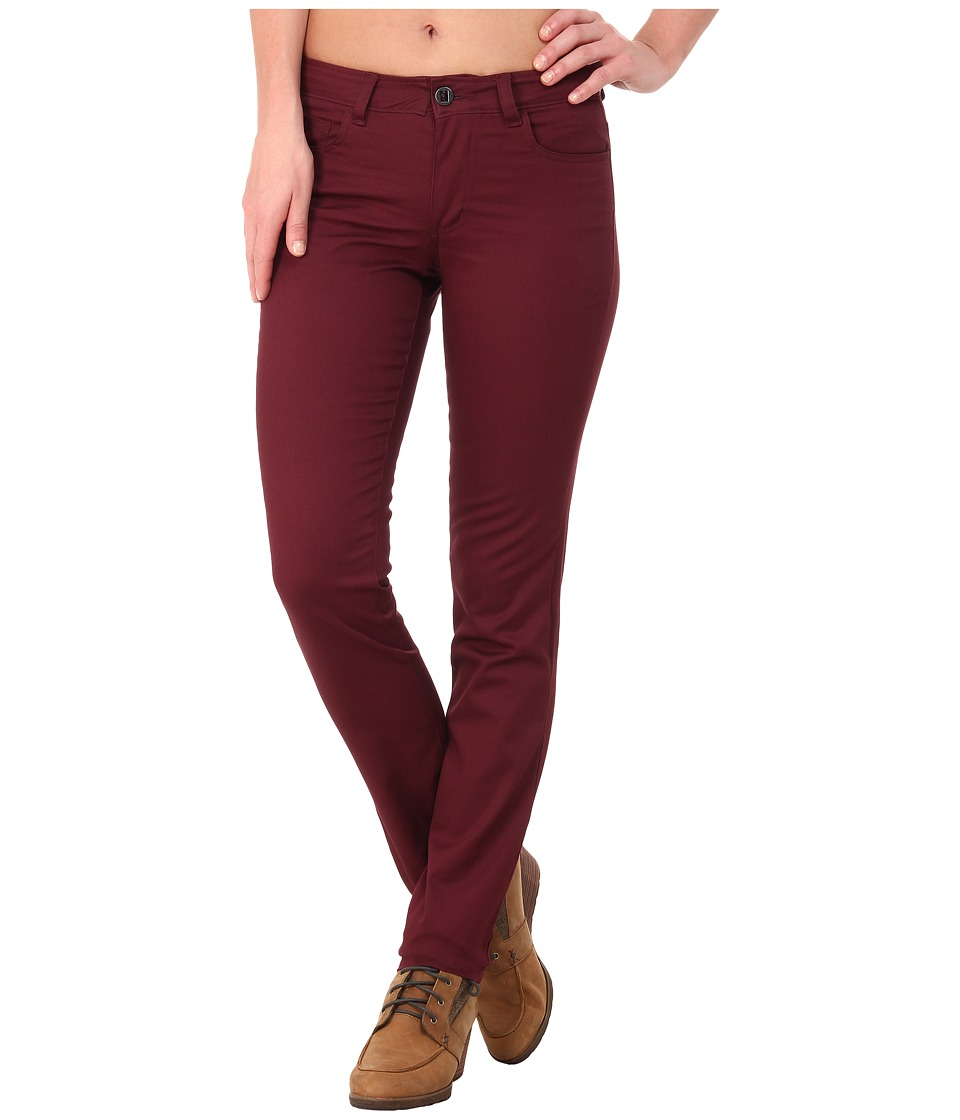 Black Diamond - Stretch Font Pants (Merlot) Women's Casual Pants