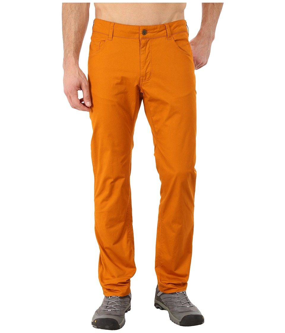 Black Diamond - Stretch Font Pants (Copper) Men's Casual Pants