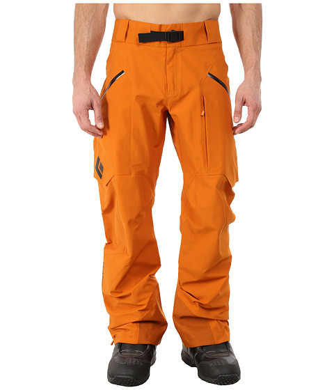 Black Diamond - Mission Pro Pants (Copper) Men