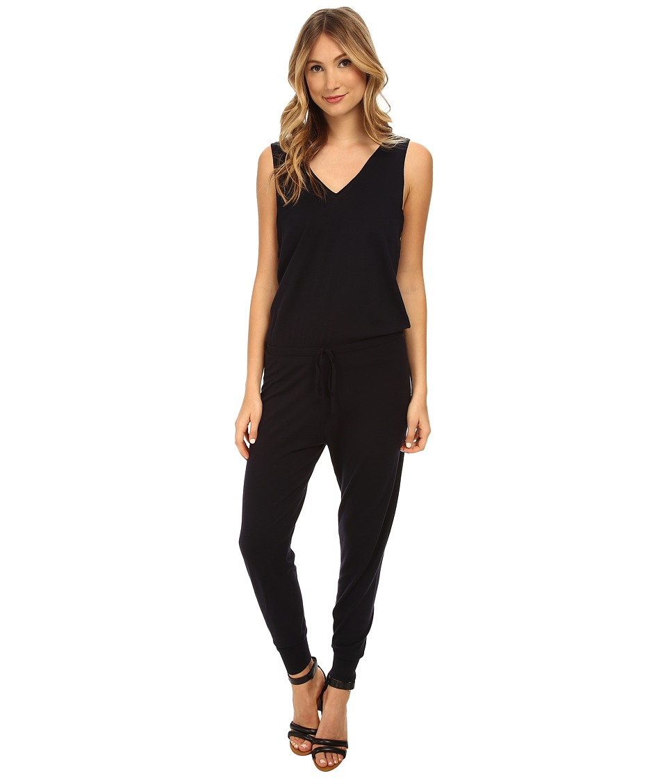 Theory - Daralee Jumpsuit (Armada Blue) Women's Jumpsuit & Rompers One Piece