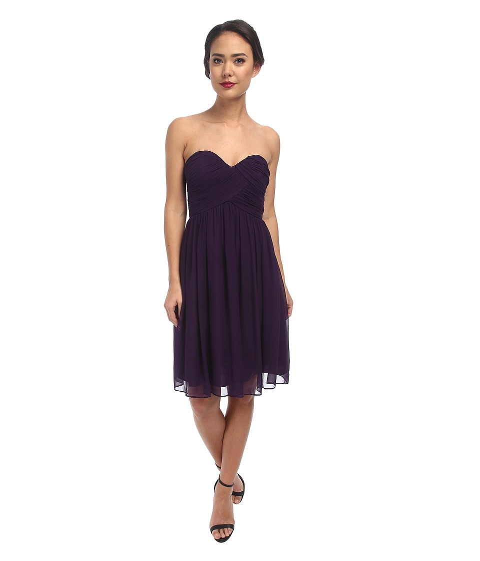 Donna Morgan - Morgan Sweetheart Dress (Amethyst) Women's Dress