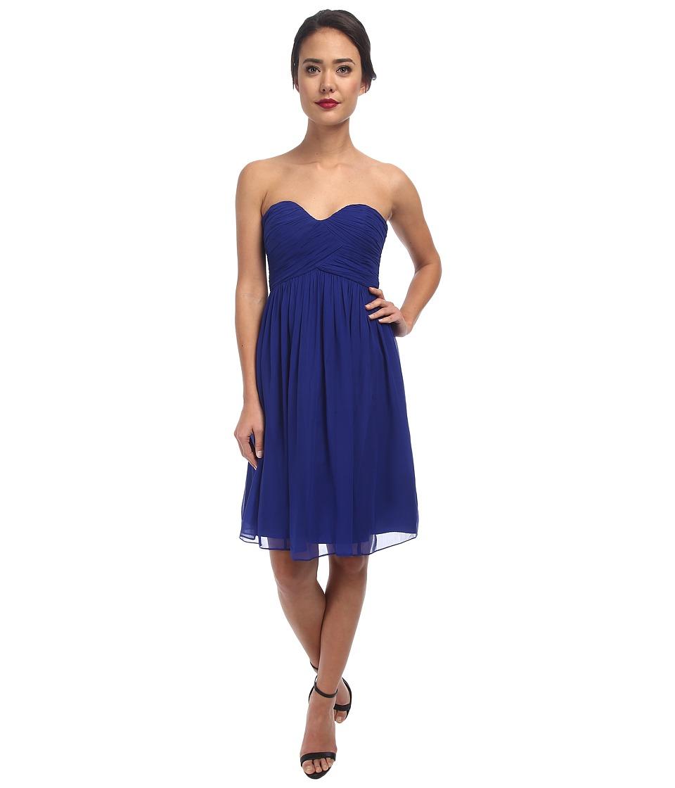 Donna Morgan - Morgan Sweetheart Dress (Royal) Women's Dress
