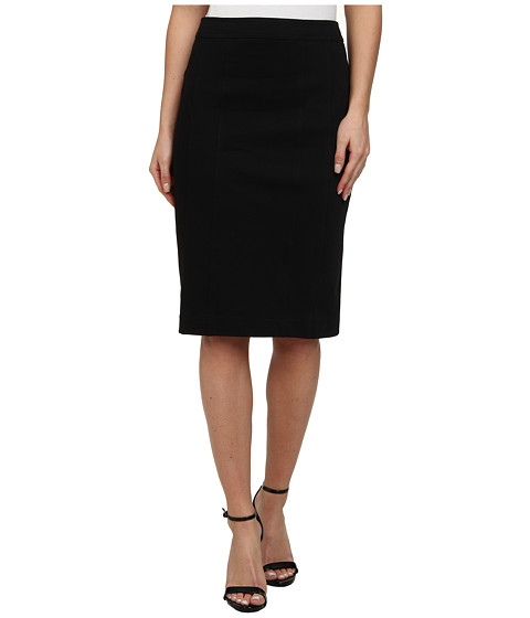 Nanette Lepore - Heart Slayer Skirt (Black) Women's Skirt