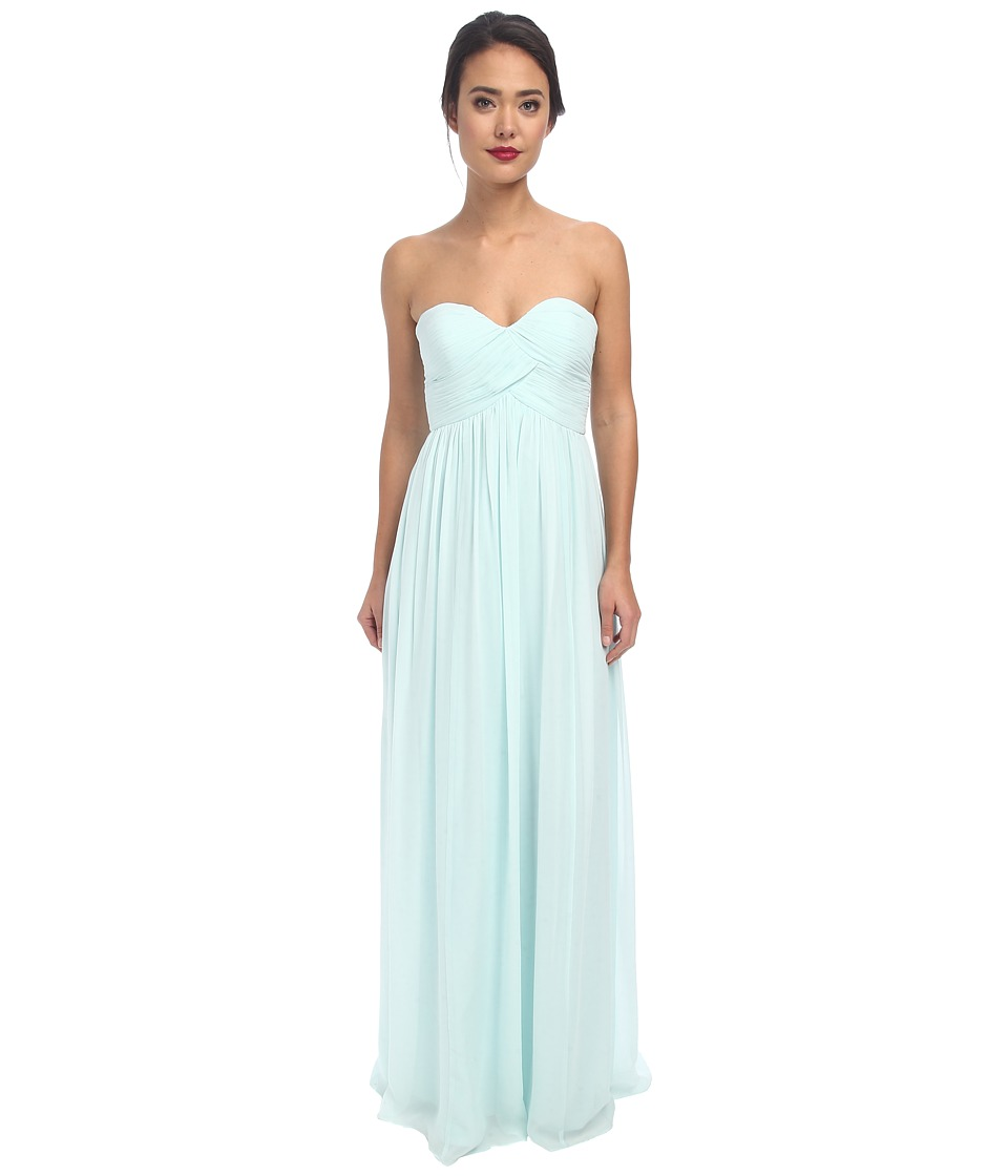 Donna Morgan - Laura Gown (Beachglass) Women's Dress