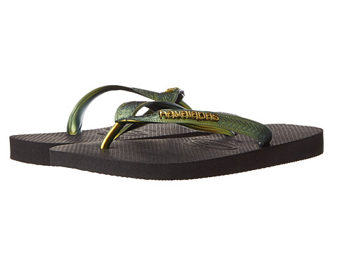 Havaianas - Top Furta Cor Flip Flop (Black) Women's Sandals