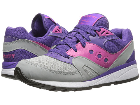 Saucony Originals - Master Control (Purple/Grey) Women's Shoes