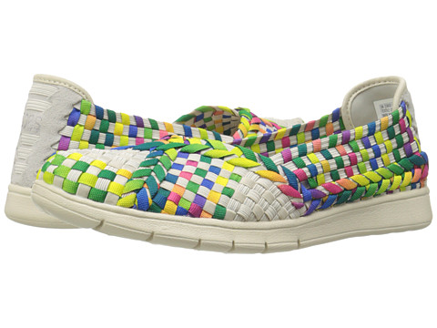 BOBS from SKECHERS - Pureflex - Hologram (Natural/Multi) Women