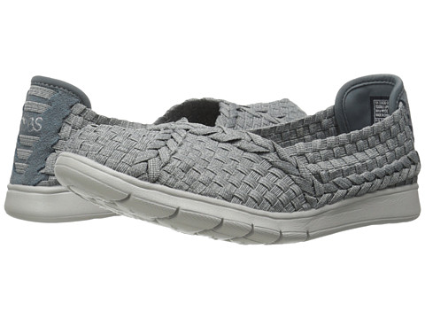 BOBS from SKECHERS - Pureplex - Tread Lightly (Gray) Women
