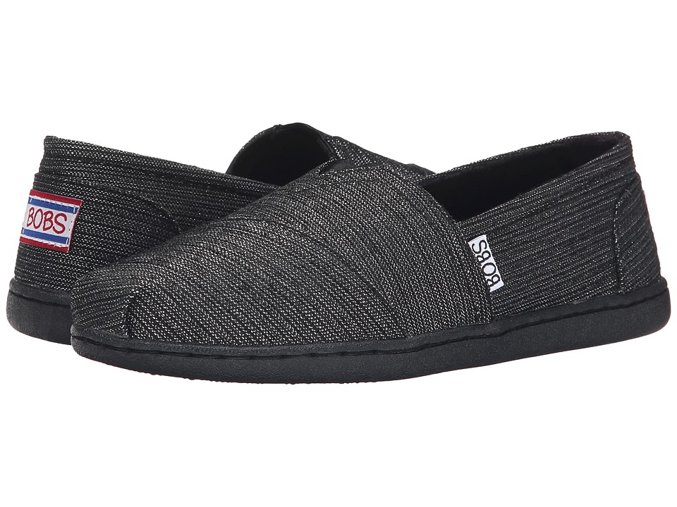 BOBS from SKECHERS Bobs Bliss (Black) Women