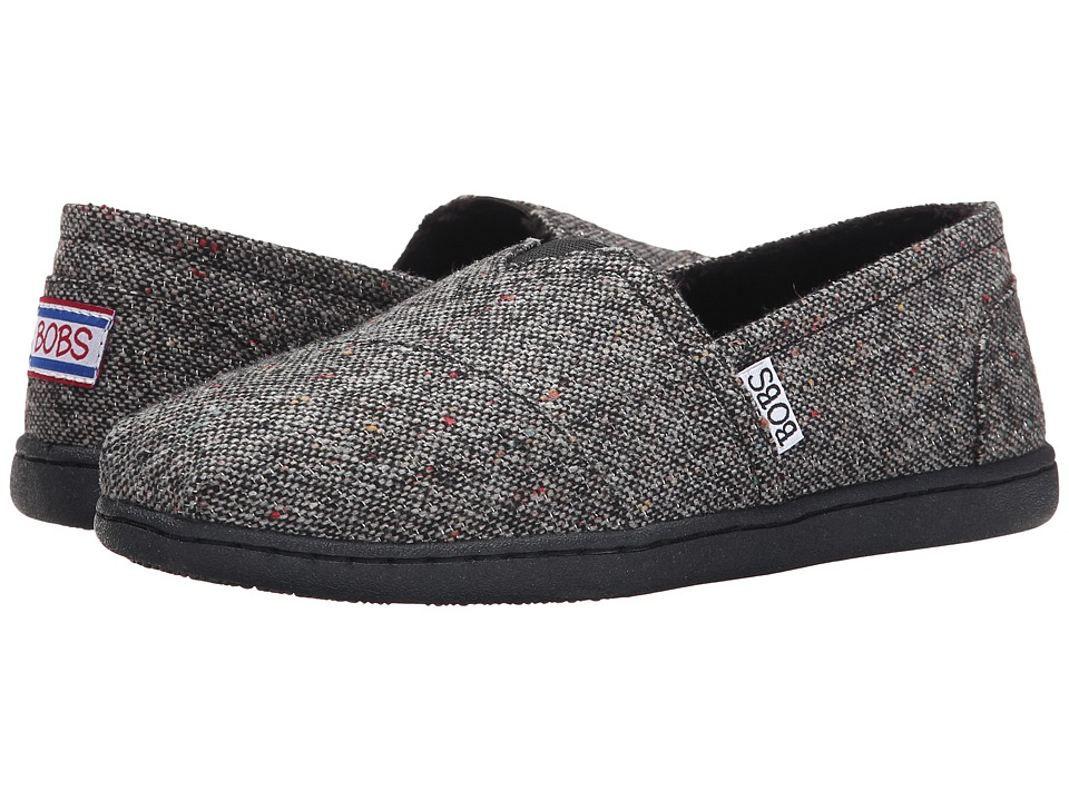 BOBS from SKECHERS - Bobs Bliss (Black) Women's Flat Shoes