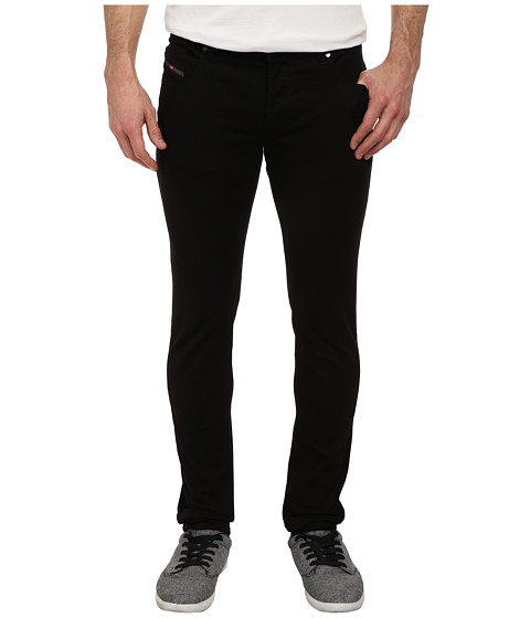 Diesel - Sleenker-A Trousers (Black) Men's Jeans