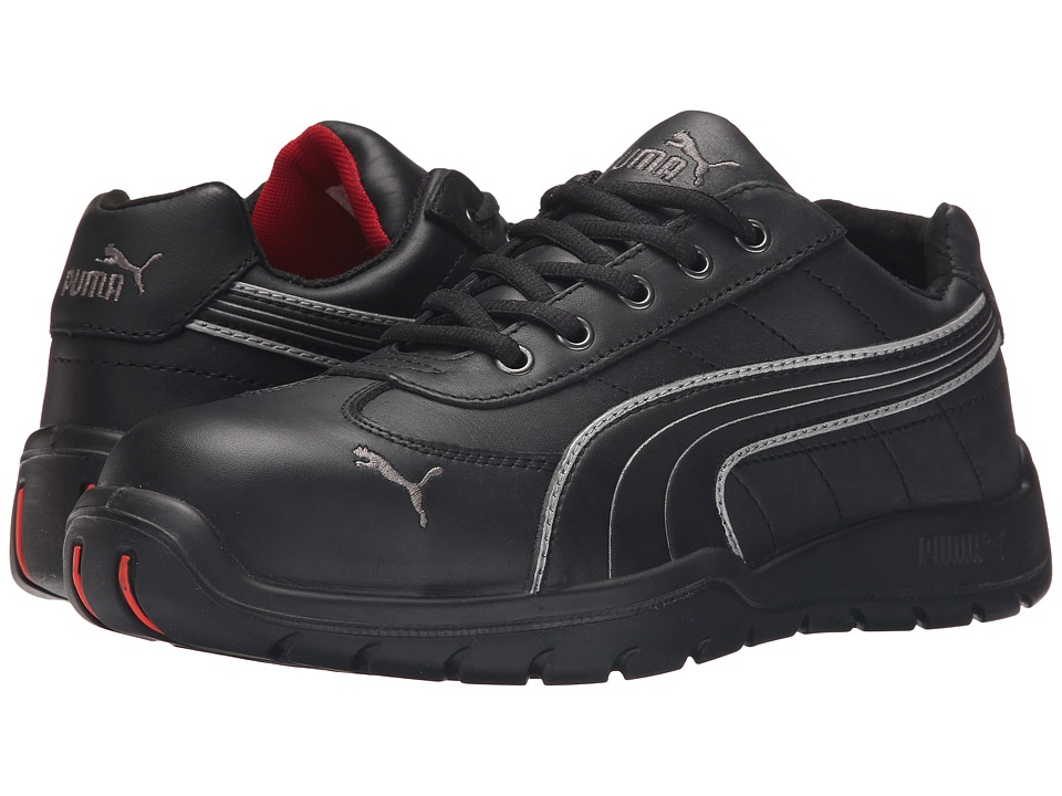 PUMA Safety - Daytona Low SD (Black) Men's Work Boots