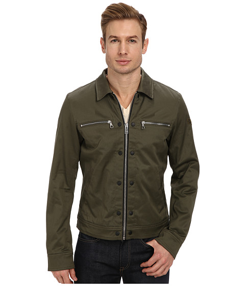 Diesel - J-Binturi Jacket (Olive/Green) Men