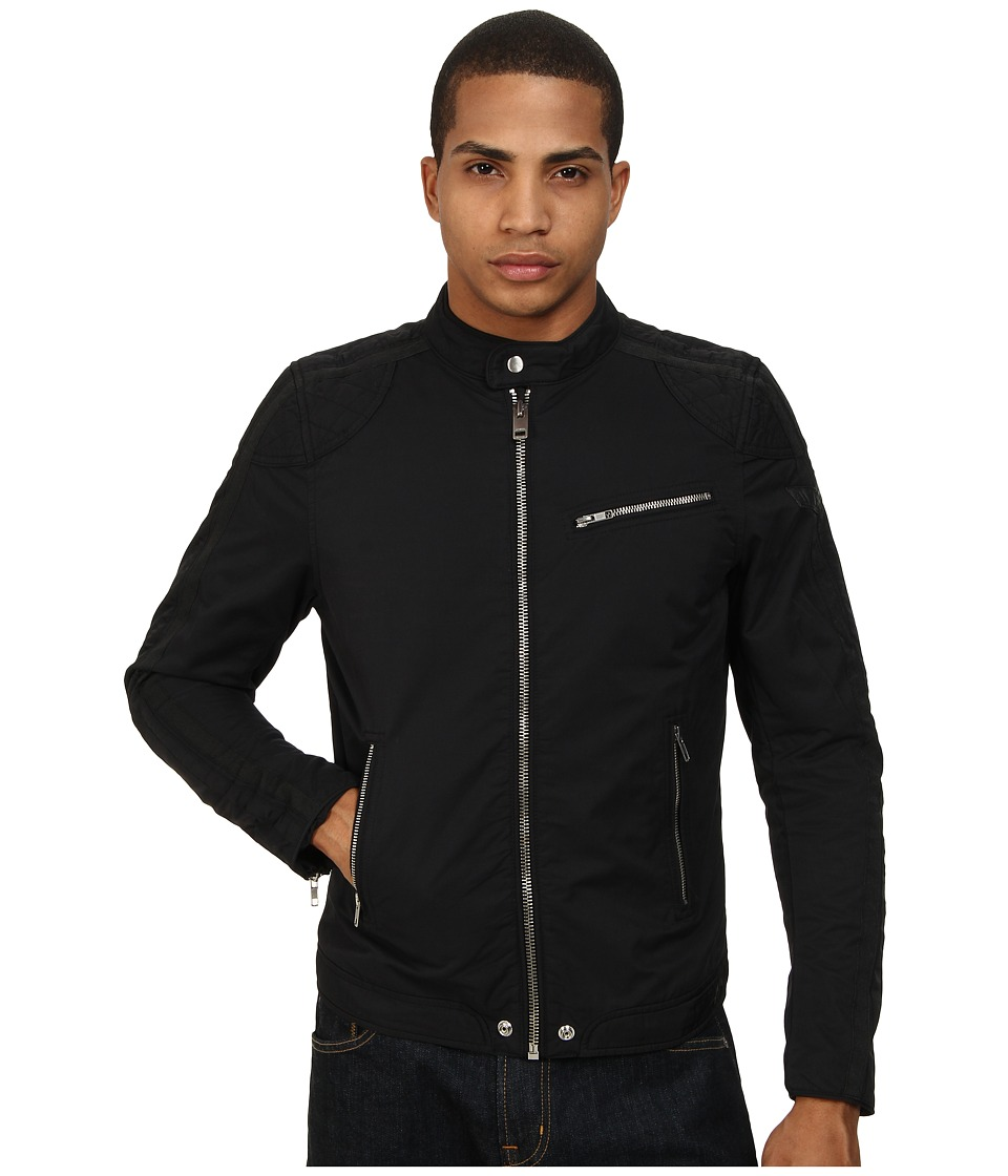 Diesel - J-Ares Jacket (Black) Men's Coat