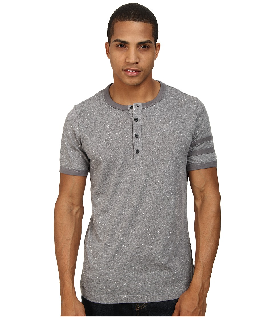 Diesel - T-Izu Shirt (Medium Grey) Men's Clothing