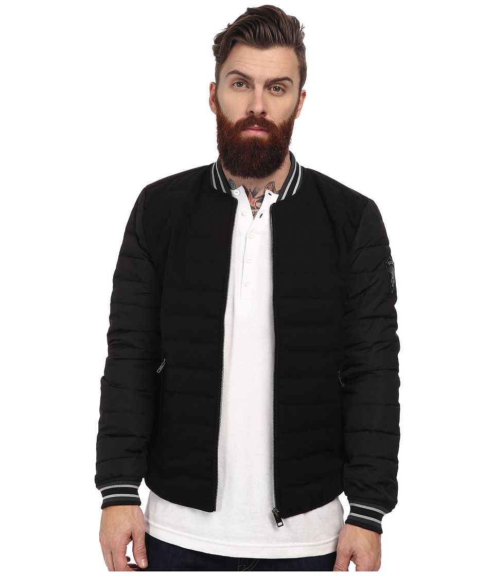 Diesel W-Photioso Jacket (Black) Men