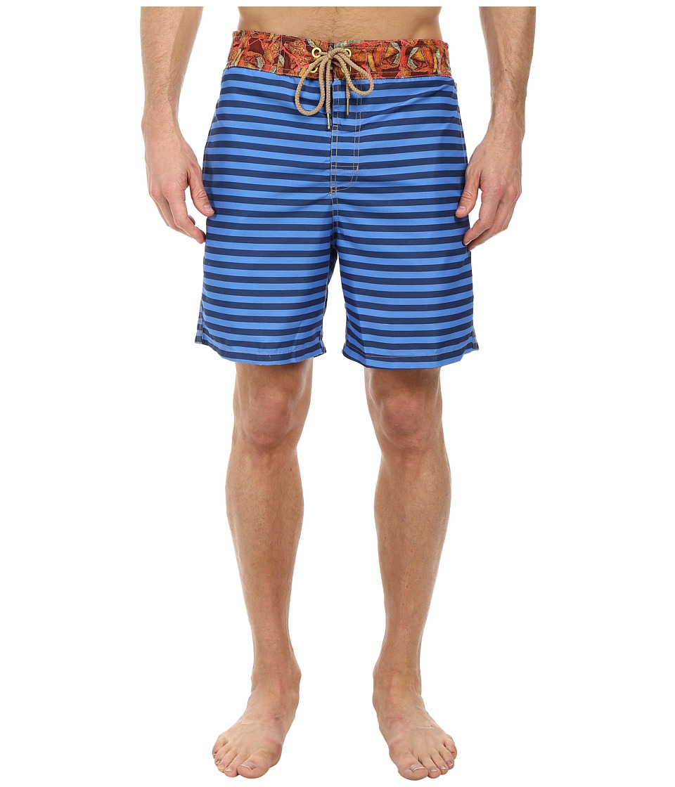 Maaji - Champion Line Swim Trunk (Multicolor) Men's Swimwear
